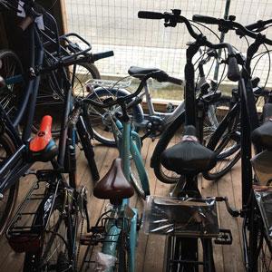 Fietsbarak - Fietsenwinkel Muizen (Mechelen) - Elektrische fietsen, onderhoud en herstelling, nieuwe en tweedehands fietsen te koop